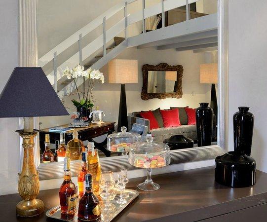 Colonna Palace Hotel: Suite