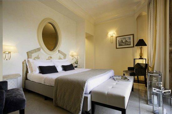 Colonna Palace Hotel: Camera