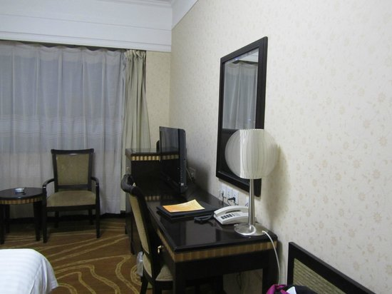 Peony Hotel: Chambre