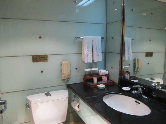 Peony Hotel: Salle de bains