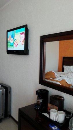 Comfort Inn Cancun Aeropuerto : Cafetera encuerto