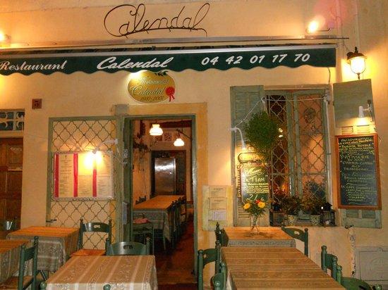 Restaurant Calendal: Le Calendal - Cassis France