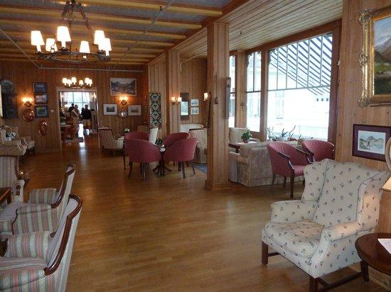 Kviknes Hotel: Interior
