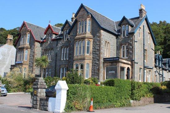 Glenburnie House: La casa