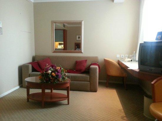 Park Plaza Nottingham: Room
