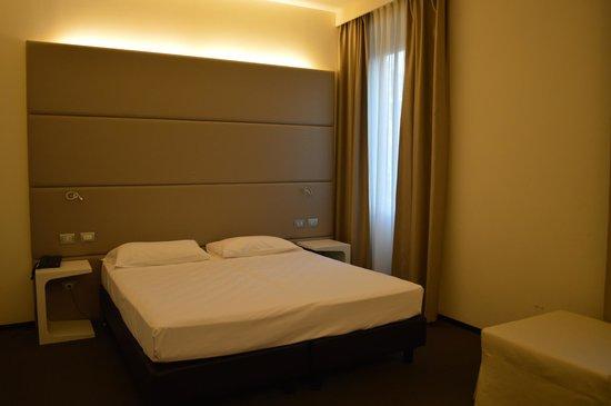 Hotel Cenacolo: camera