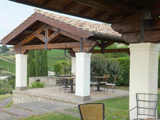 Residenza d'Epoca Pietra di Ponente: Giardino