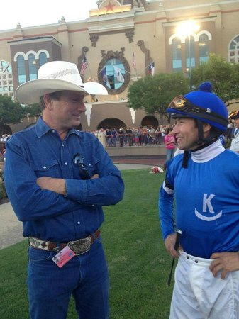 Lone Star Park: Pre-Race Instructions