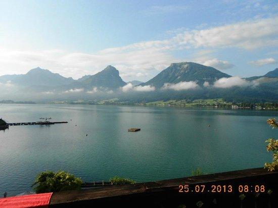 Seevilla Wolfgangsee: Lago Wolfgangsee