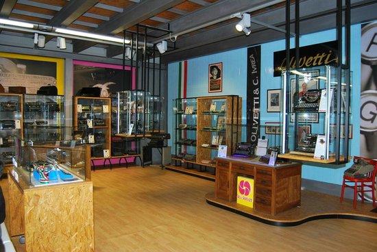 Museo della Scrittura Meccanica