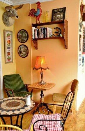 Cafe Babalu: Inside