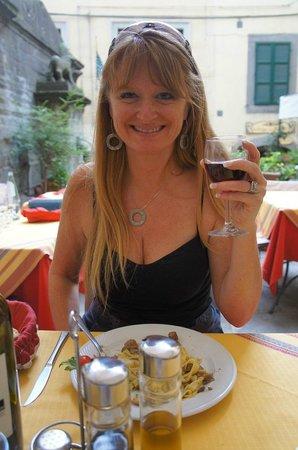 Tempero : Fungi and Truffle Pasta.. wow!