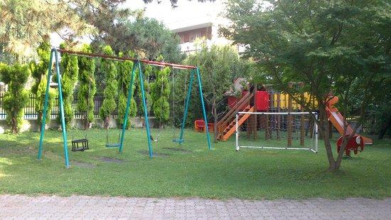Hotel Gartenresidence Zea Curtis: Il parco giochi