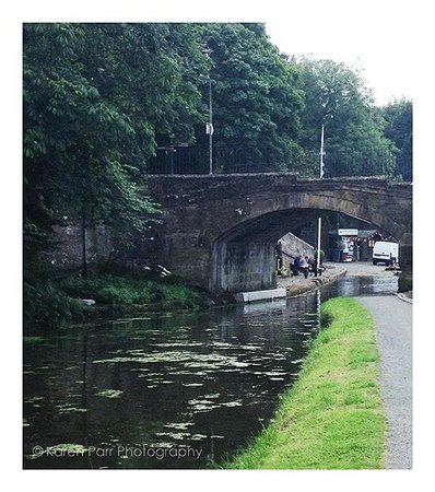 Linlithgow Canal Centre: Linlithgow Canal Aug 2013