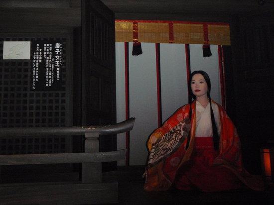 Sado Legend Hall: 人形がお話をしてくれます