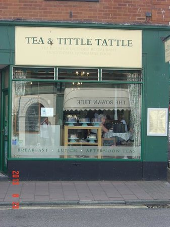 Tea and Tittle Tattle