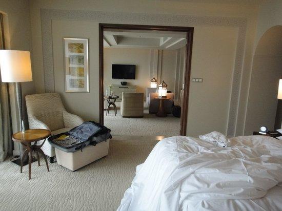 Wohn und schlafzimmer picture of park hyatt dubai dubai