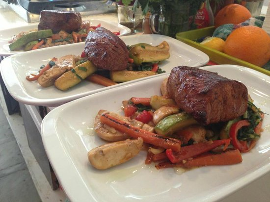 Mala Kuhinja: beef stake