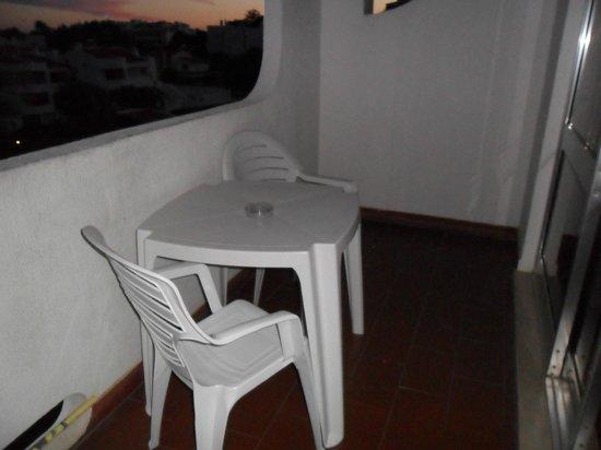 Silchoro Apartments: balcony