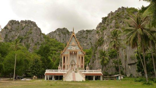 Paradise Home Resort: Tempel in Nationalpark