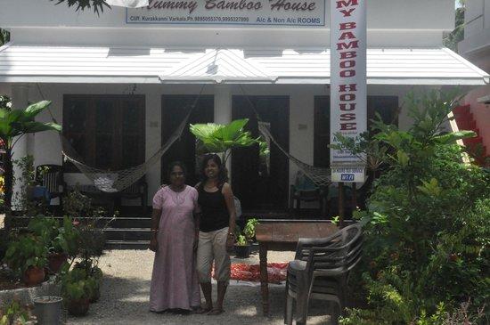 Mummy Bamboo House: Mummy's Bamboo House- host Rani