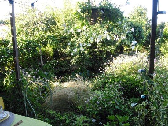 Au Jardin : cocon de verdure