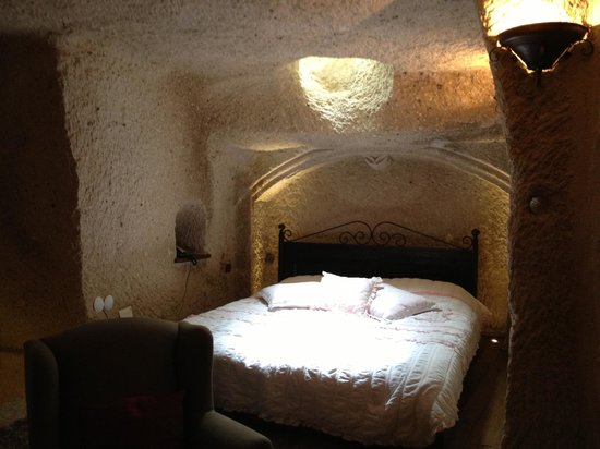 Terra Cave Hotel: Junior Suite