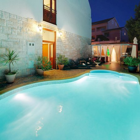 Hotel Villa Adriatica: Swimming Pool