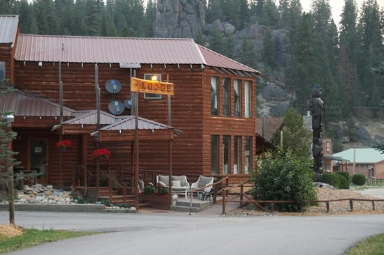 The Lodge at Lolo Hot Springs: Lolo Hot Springs Lodge