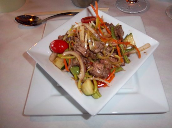Galangal: Thai Beef Grilled Salad