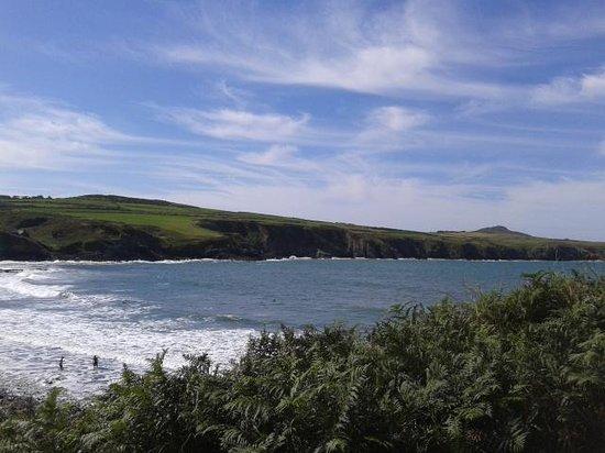 Celtic Camping: beach