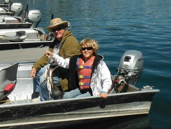 June Lake Marina: Great Family Fishing