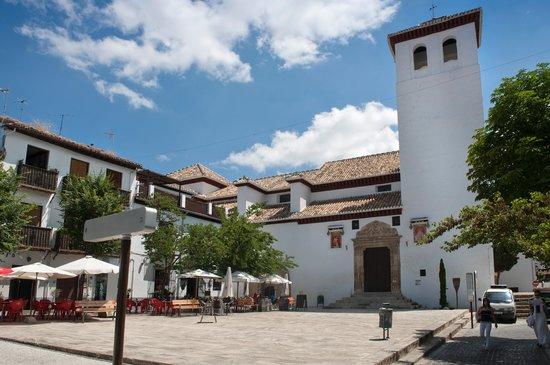 Baño Arabe Granada San Miguel:Plaza de San Miguel Bano – Picture of Albayzin, Granada – TripAdvisor
