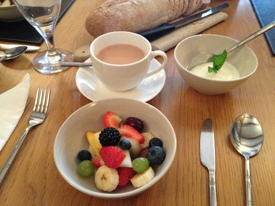 Culloden Farmhouse: Vegan breakfast