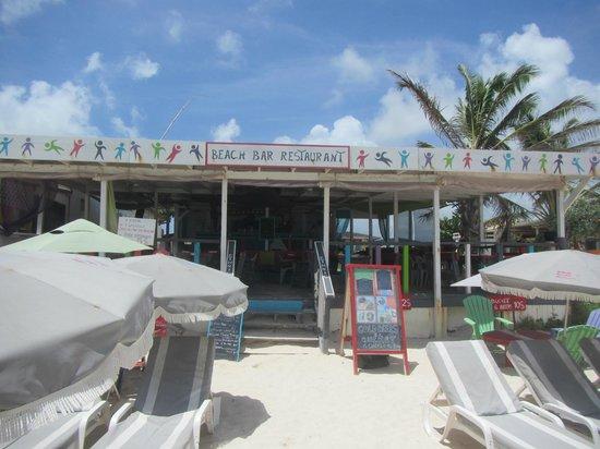 Ethnic Beach Bar Restaurant : Front
