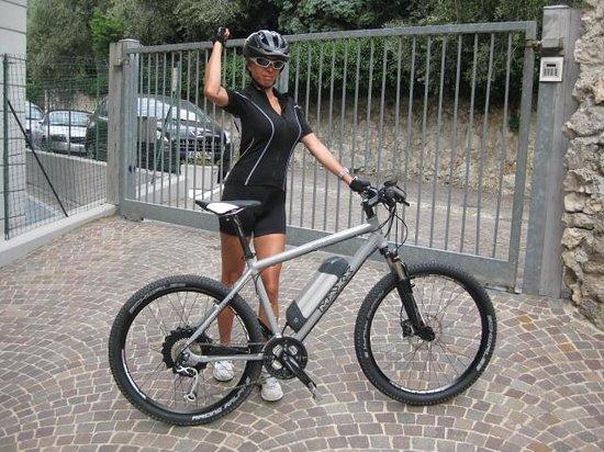 Aktivhotel Santalucia: E Bike de l'hotel