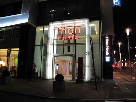 Thon Hotel EU : Hotel ingresso