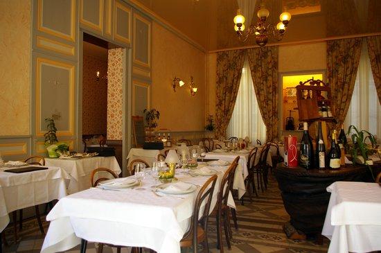 Restaurant de la Basilique : La salle de restaurant
