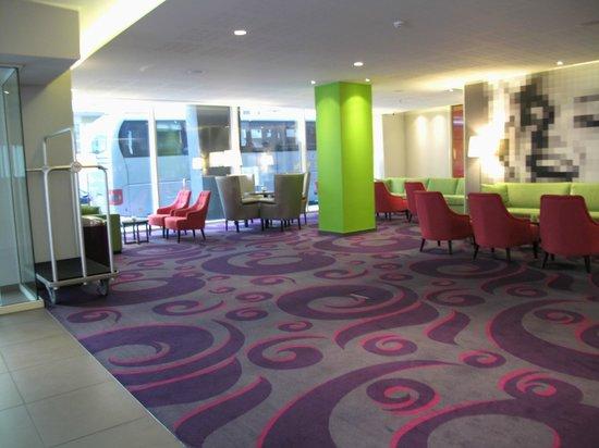 Thon Hotel EU: Hall