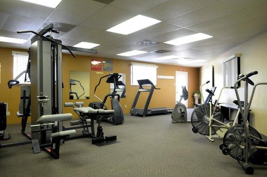 Snow to Sun RV Resort : Fitness Center