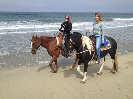 Megan And I On Blue And Angel Picture Of Monterey Bay