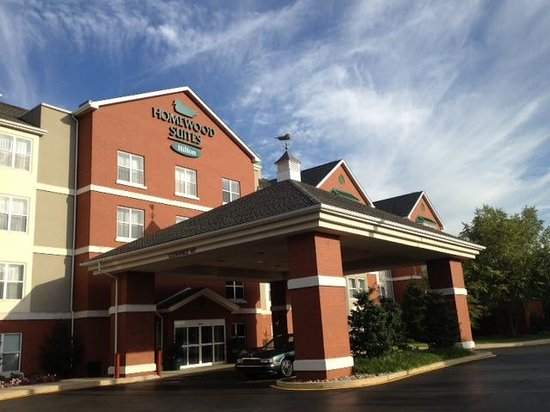 Homewood Suites by Hilton Wilmington - Brandywine Valley: Front Entrance