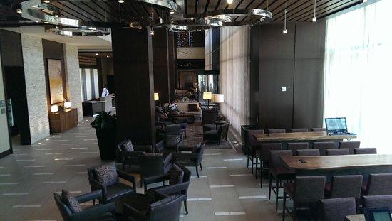 The Westin Birmingham: Lobby