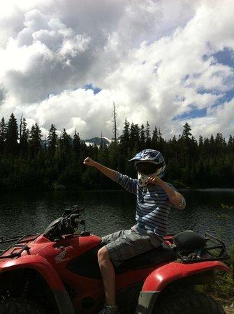 Canadian Wilderness Adventures: ATV tour