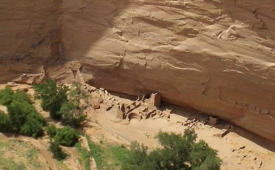 Justin's Horse Rental: Anasazi Ruins in Canyon de Chelly