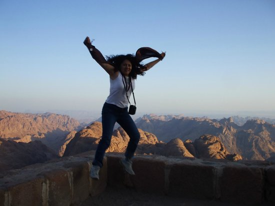 Habibitours - Day Tours: On top of Mt. Sinai