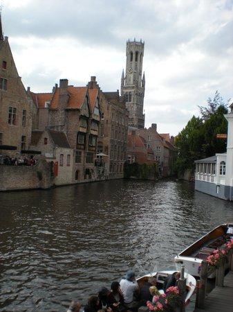 Boottochten Brugge: Boat tour