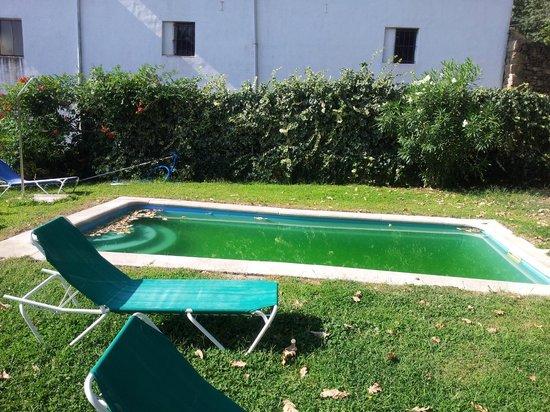 Abadia de Yuste: piscina