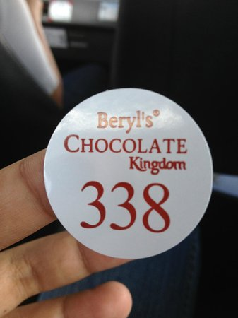 ‪Beryl's Chocolate Kingdom‬