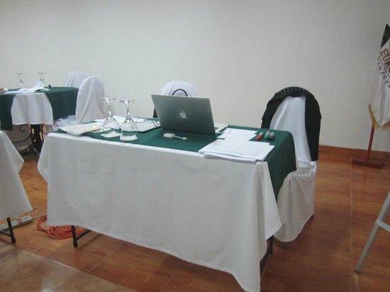 Hotel Europeo: Salón de Reuniones